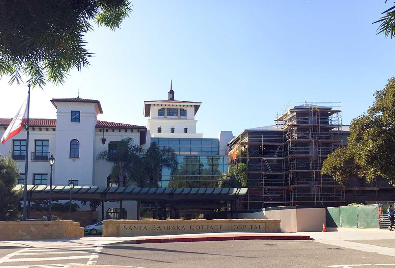 Santa Barbara Cottage Hospital
