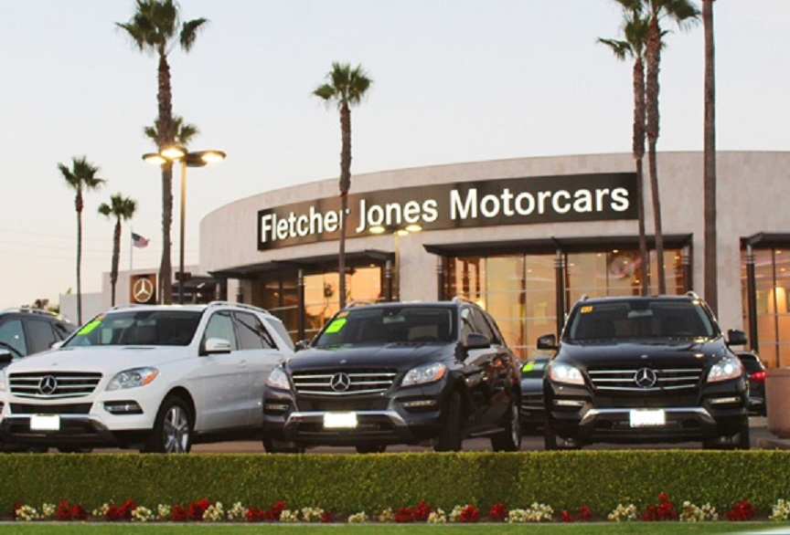 Fletcher Jones Mercedes-Benz – Newport Beach